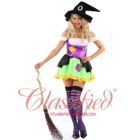 Adult Cheeky Witch Costume