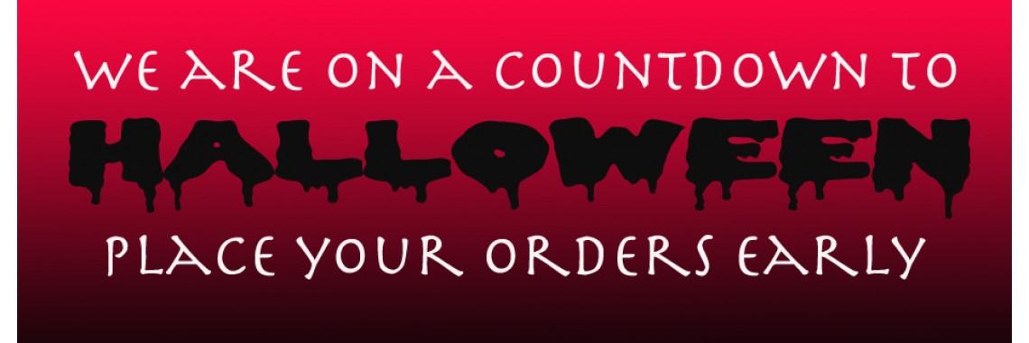 Halloween Order